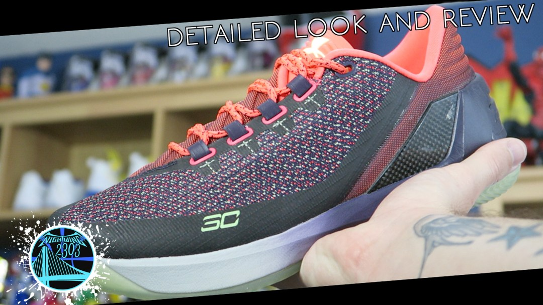 8a306759e758 Under Armour Curry 3 Low  Full Circle