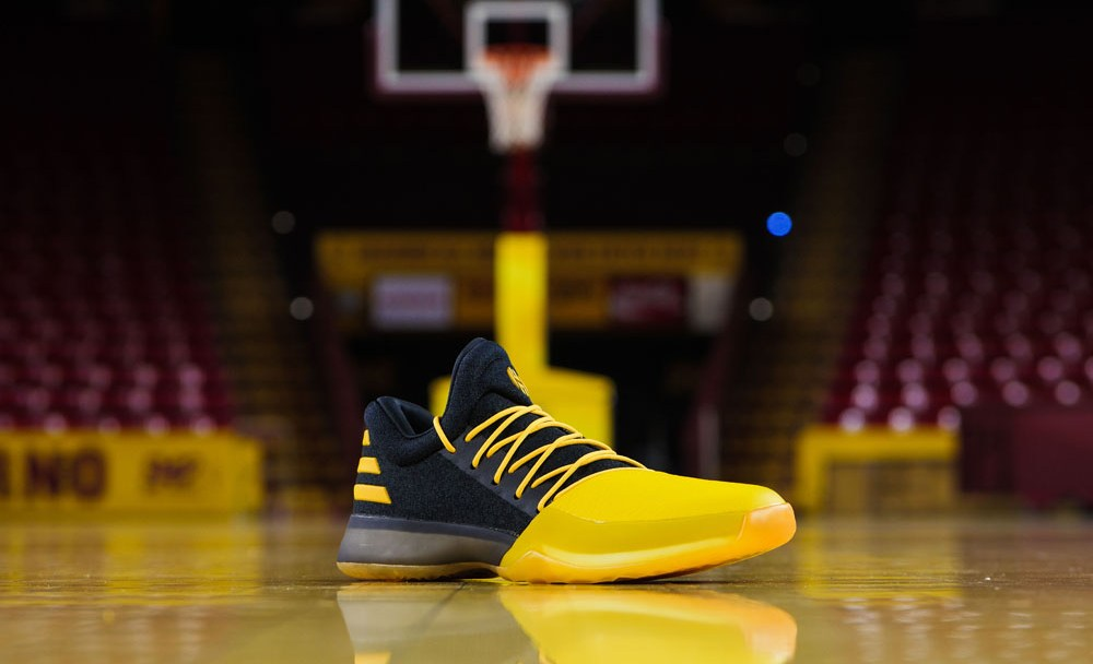 on sale 6cf66 7fa43 adidas Officially Unveils the Harden Vol. 1  Fear the Fork  in Honor ...