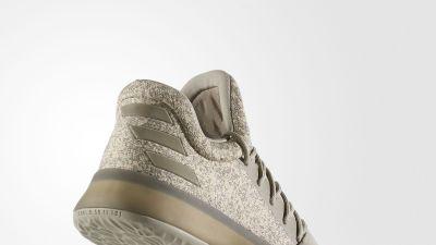 adidas Harden vol 1 - Cargo - heel