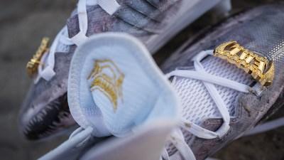adidas Uncaged Shark FREAK x KEVLAR Cleats 3