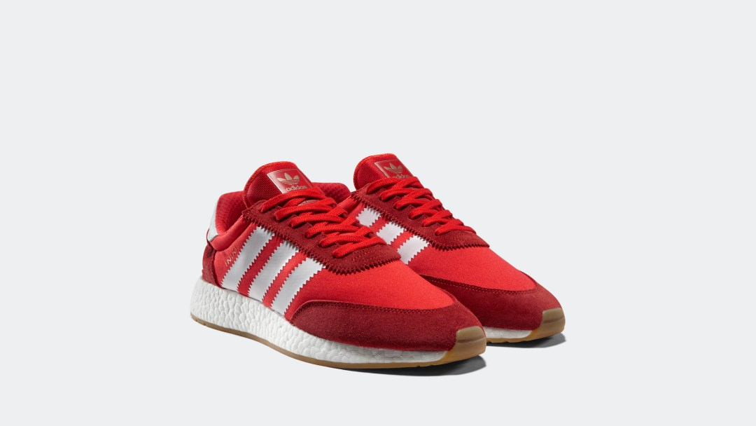 Adidas Originals Introduces The Iniki Runner A Nostalgic Model With