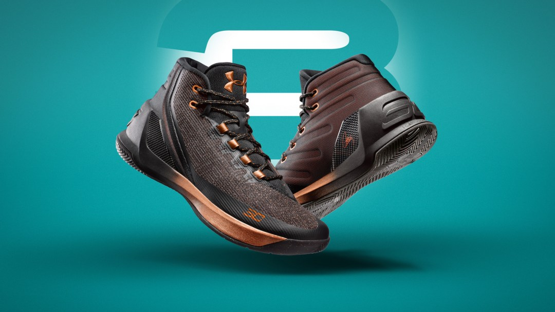 6c37b5bb9085 Under Armour Introduces the Curry 3  Brass Band  - WearTesters