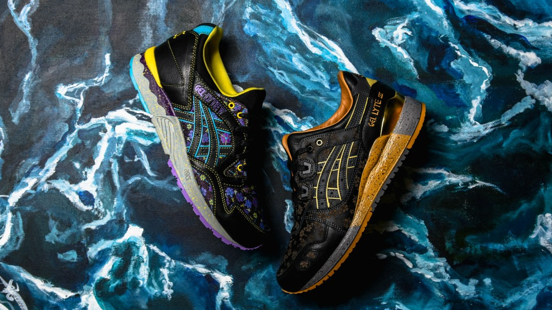 90eea6ebc6b Limited EDT Releases Two Asics Inspired by the Vanda Miss Joaquim ...