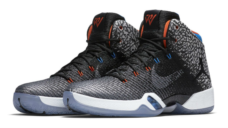 6d2ebbbbd52166 There is An Air Jordan XXXI Russell Westbrook  Why Not   PE ...