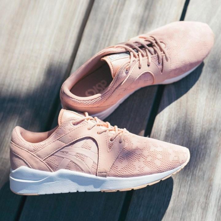 1ba4281c2209 The Gel-Lyte Komachi is Asics  Latest Knit Sneaker - WearTesters