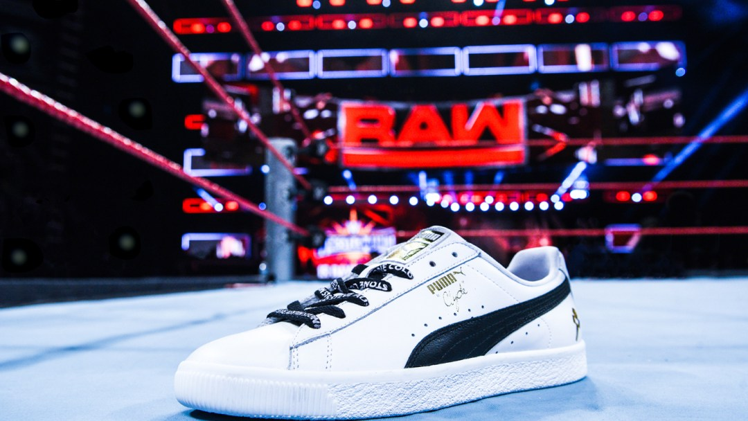 f8812ec6746 Puma and WWE Team Up for Foot Locker Exclusive Sneakers - WearTesters