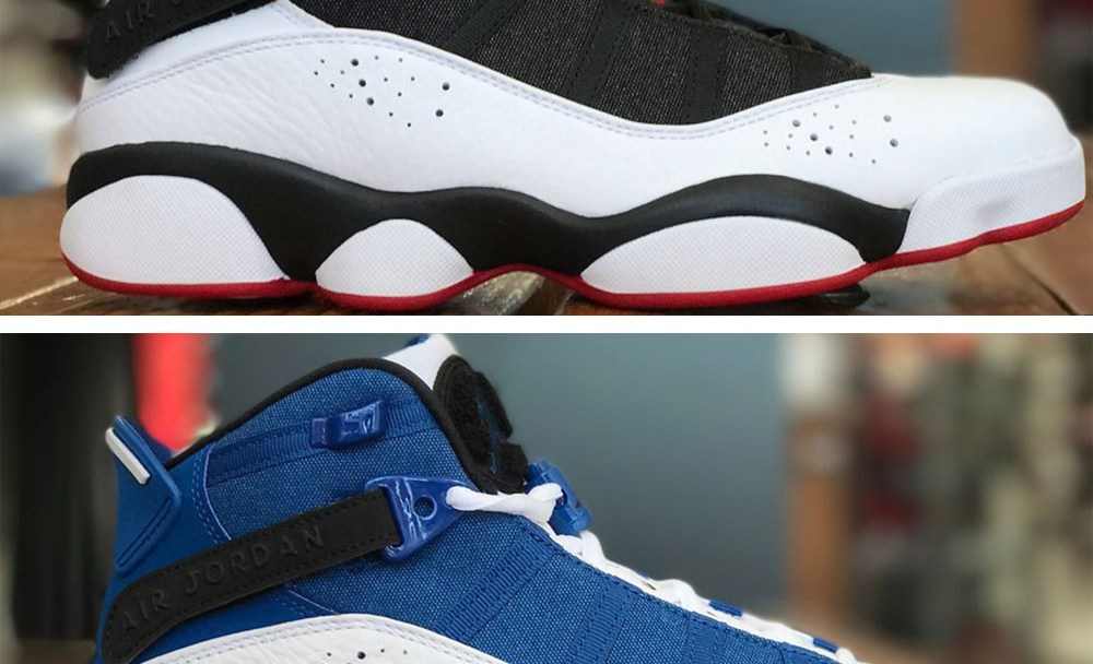 8f20e4621aa The Jordan 6 Rings are Back - WearTesters