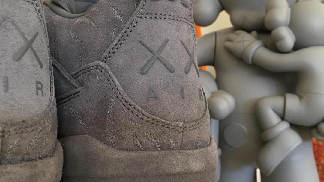 KAWS Teases His Upcoming Air Jordan 4 - WearTesters e71f94832