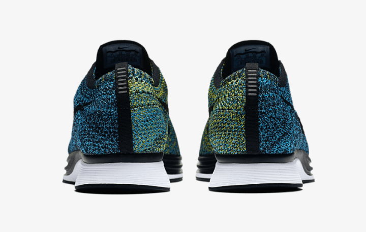 725659082c8e The Nike Flyknit Racer  Crew Blue  is Available Now - WearTesters