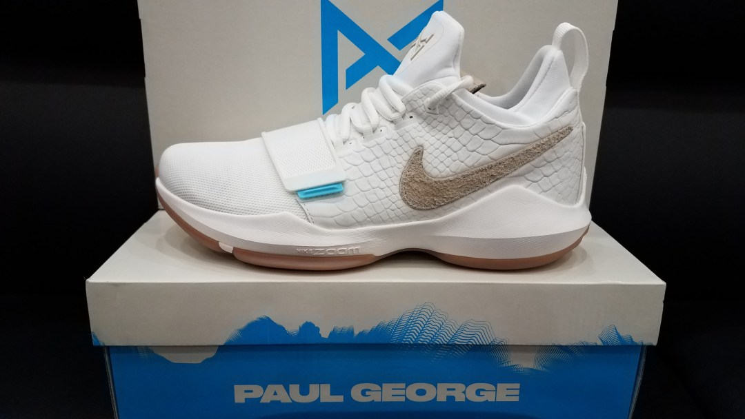 Nike PG 1  Ivory  Expected to Launch on April 6 - WearTesters 65e32536a64d