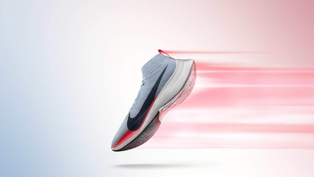 589298a715a3 Nike Debuts Zoom Vaporfly Elite Runner with New ZoomX Midsole ...