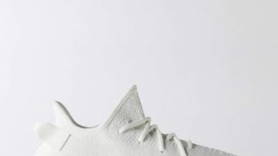 adidas Yeezy Boost 350 Cream White 5