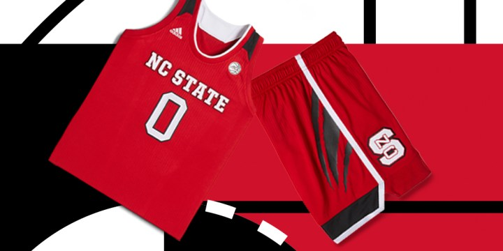 471fb7fb4 adidas create yours 2017 ncaa uniforms NC State University womens 1