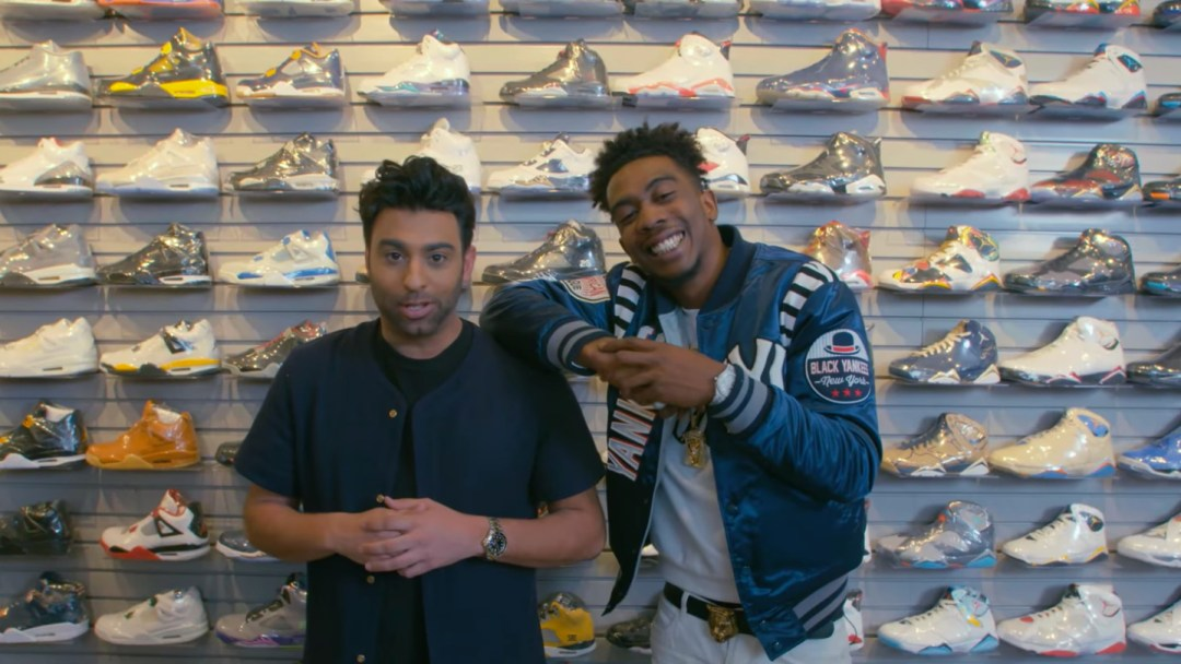 complex goes sneaker shopping with desiigner weartesters