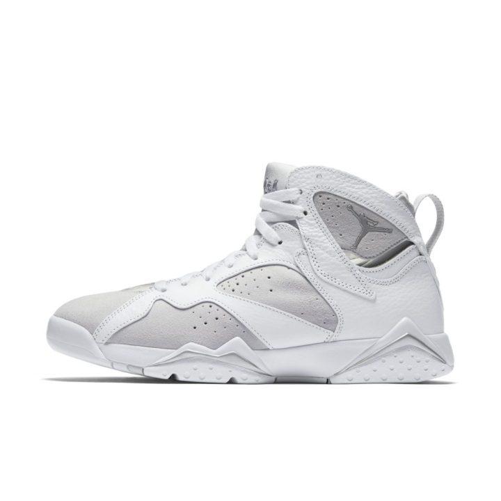 sports shoes fb3cc d92dd The Air Jordan 7 Retro White Metallic Set for Summer Release