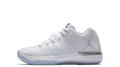 af5f0756f4ce Get an Official Look at the Air Jordan XXXI Low in Pure Platinum