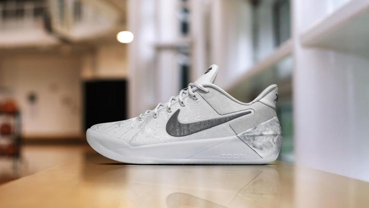 ... the Nike Kobe A.D.  Compton  then the shoe releases April 12 on the  SNKRS app. They may end up in-store as well so stay tuned for updates if  they come. aa8e2b155