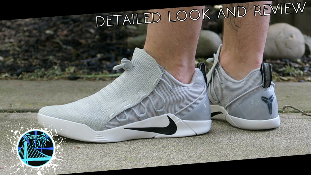 on sale e5800 aab73 Nike Kobe A.D. NXT   Detailed Look and Review - WearTesters