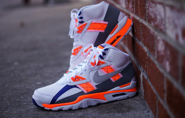 the latest ed84c e8b6d Bo Knows Retros - The Nike Air Trainer SC High  Auburn  is Back ...