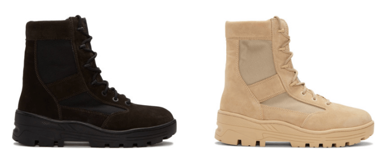 d017fab2694ca The Yeezy Season 4 Combat Boots are Available Now - WearTesters