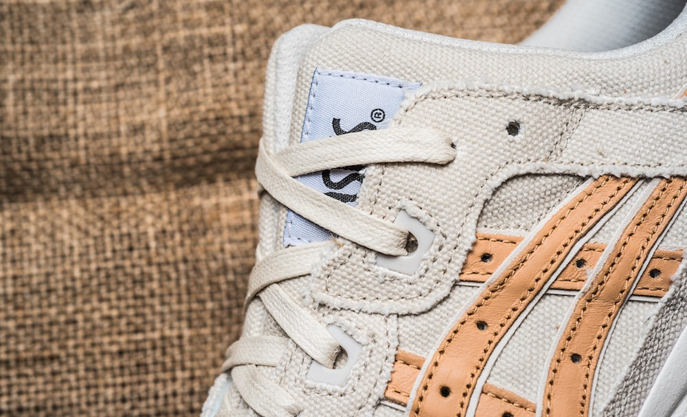 asics gel-lyte iii birch tan denim 6