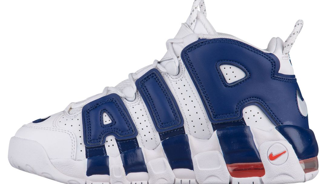 cca8d9630b0e A Confusing  Knicks  Nike Air More Uptempo Surfaces - WearTesters
