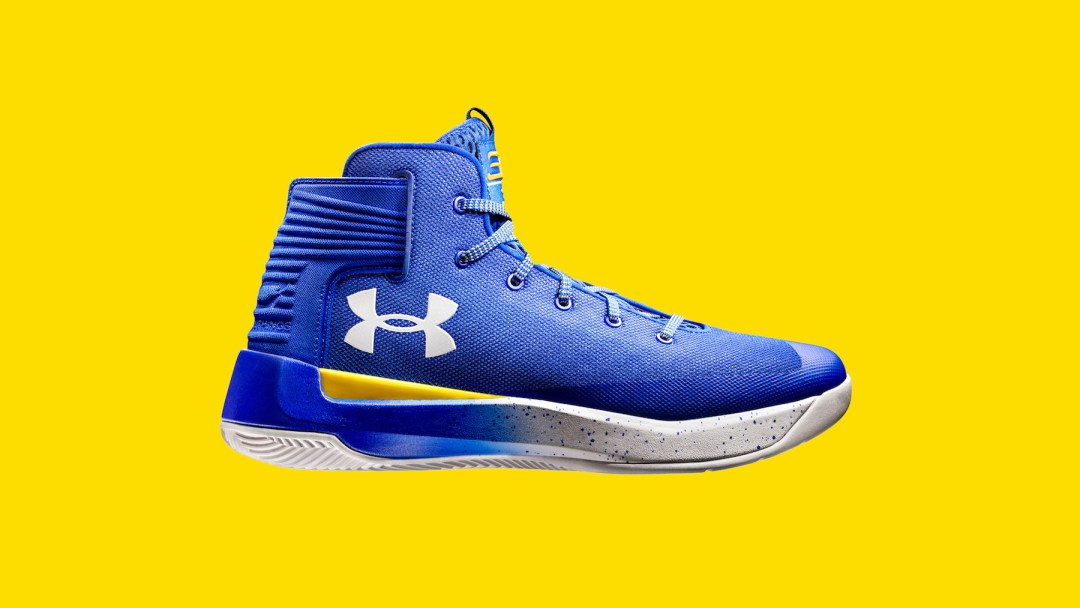 4365bf5fce98 Under Armour Officially Unveils the Curry 3ZER0 for the Playoffs ...