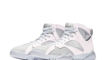 new products 30019 dbf75 The Air Jordan 7 Retro White/Metallic Set for Summer Release ...