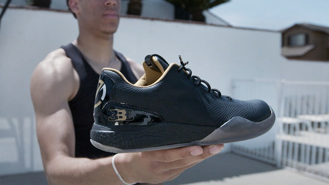 9affd046a16b World s Weirdest Sneaker Launch Officially Goes to Lonzo Ball and ...