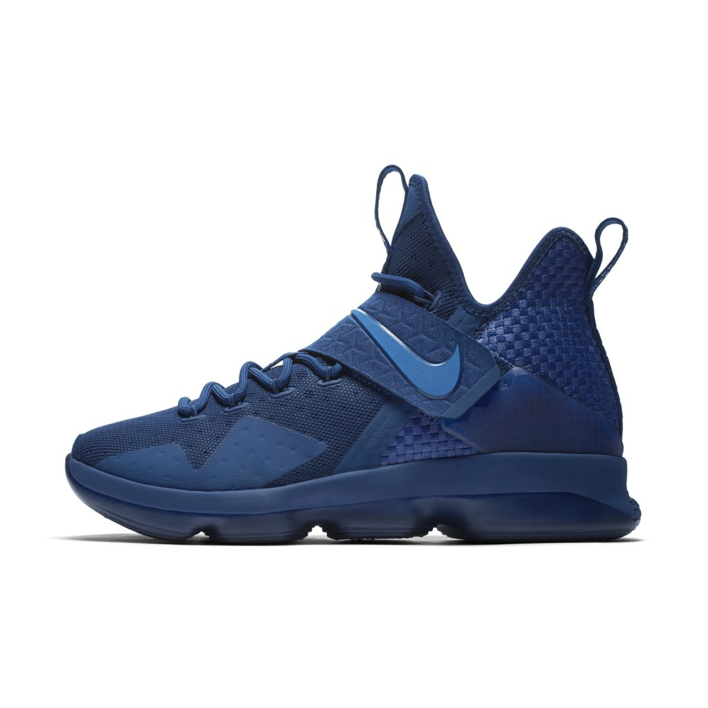 2093b036a4e6 ... sale the nike lebron 14 agimat exemplifies itself on and off the court  with a charm