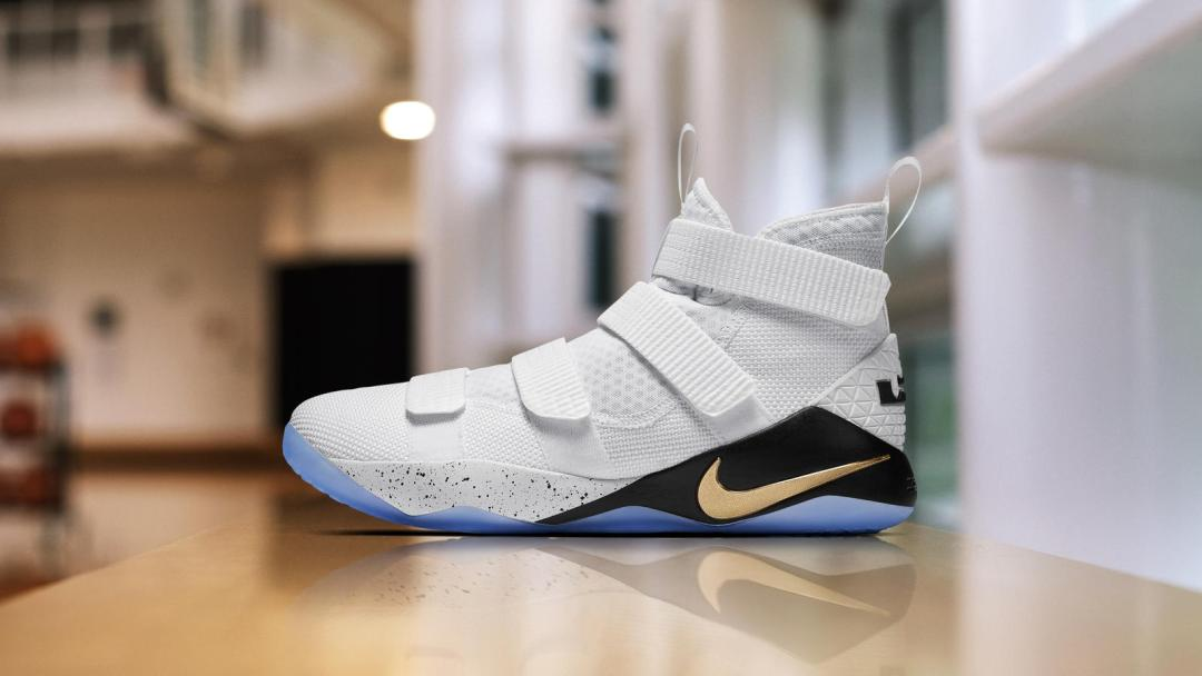 The Nike Zoom LeBron Soldier 11  Court General  Releases in June ... f5c70a55b