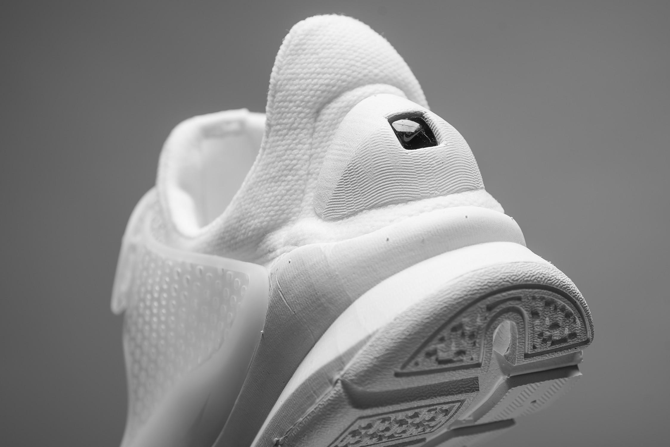 3a8ad0f66f5b0 The Nike Sock Dart Drops in Triple White-8 - WearTesters