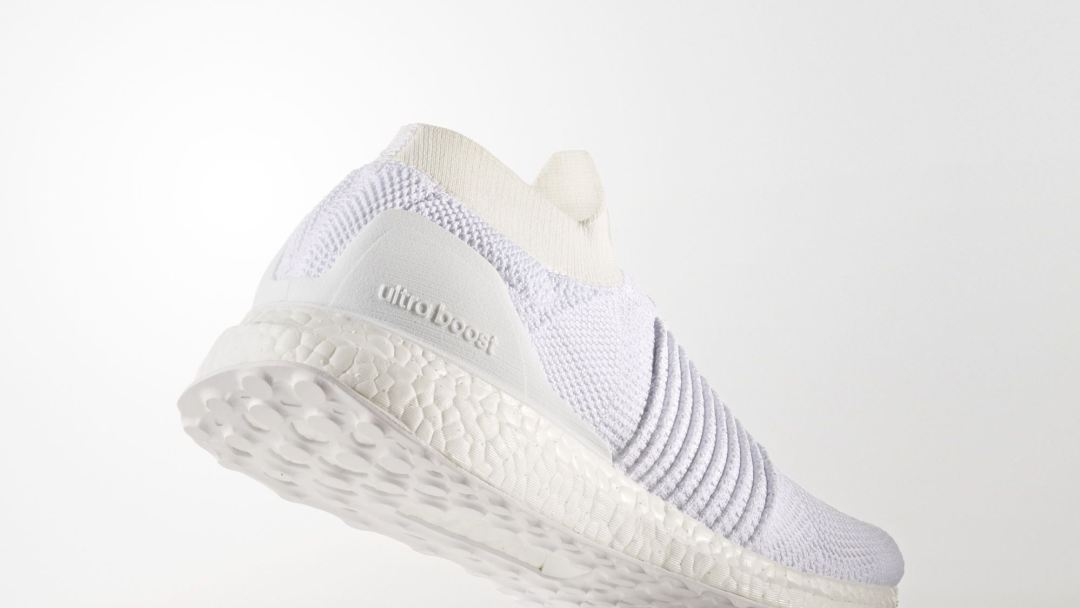 6f4f17c8298 The adidas UltraBoost Goes Laceless in Triple White for Summer ...