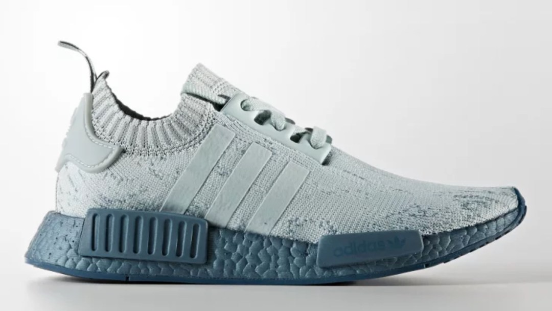 a1c41a5dccb56 Blue Boost Hits the adidas NMD R1 Primeknit - WearTesters