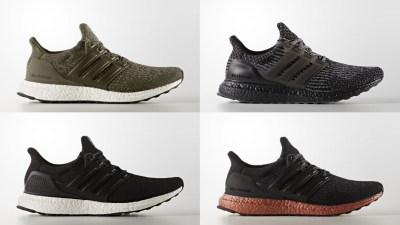 dfdcc3e7f1f90 The adidas UltraBoost 3.0 Drops in Four Colorways