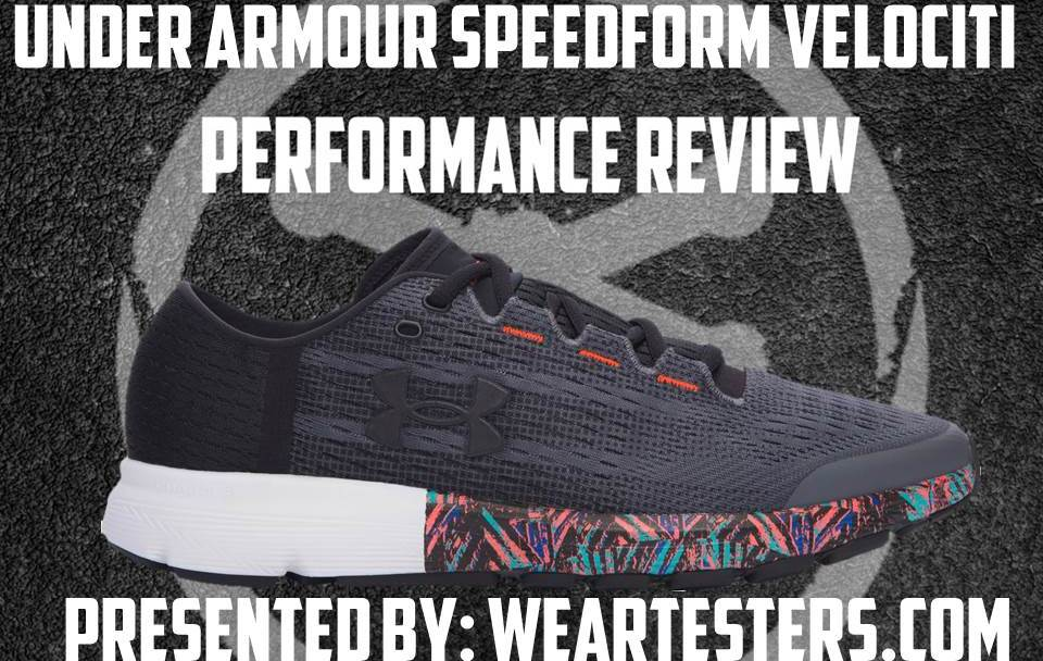 2e6590008ac Under Armour SpeedForm Velociti Record Performance Review - WearTesters
