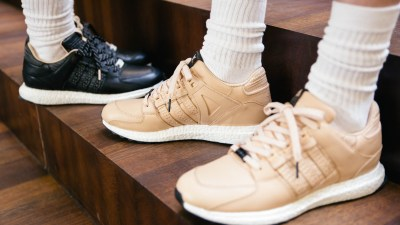 reputable site 06ef3 b1078 Two Premium EQT 9316 Support Builds from Antwerps Avenue Arrive  Stateside. Belgiums Avenue has collaborated with adidas Consortium ...