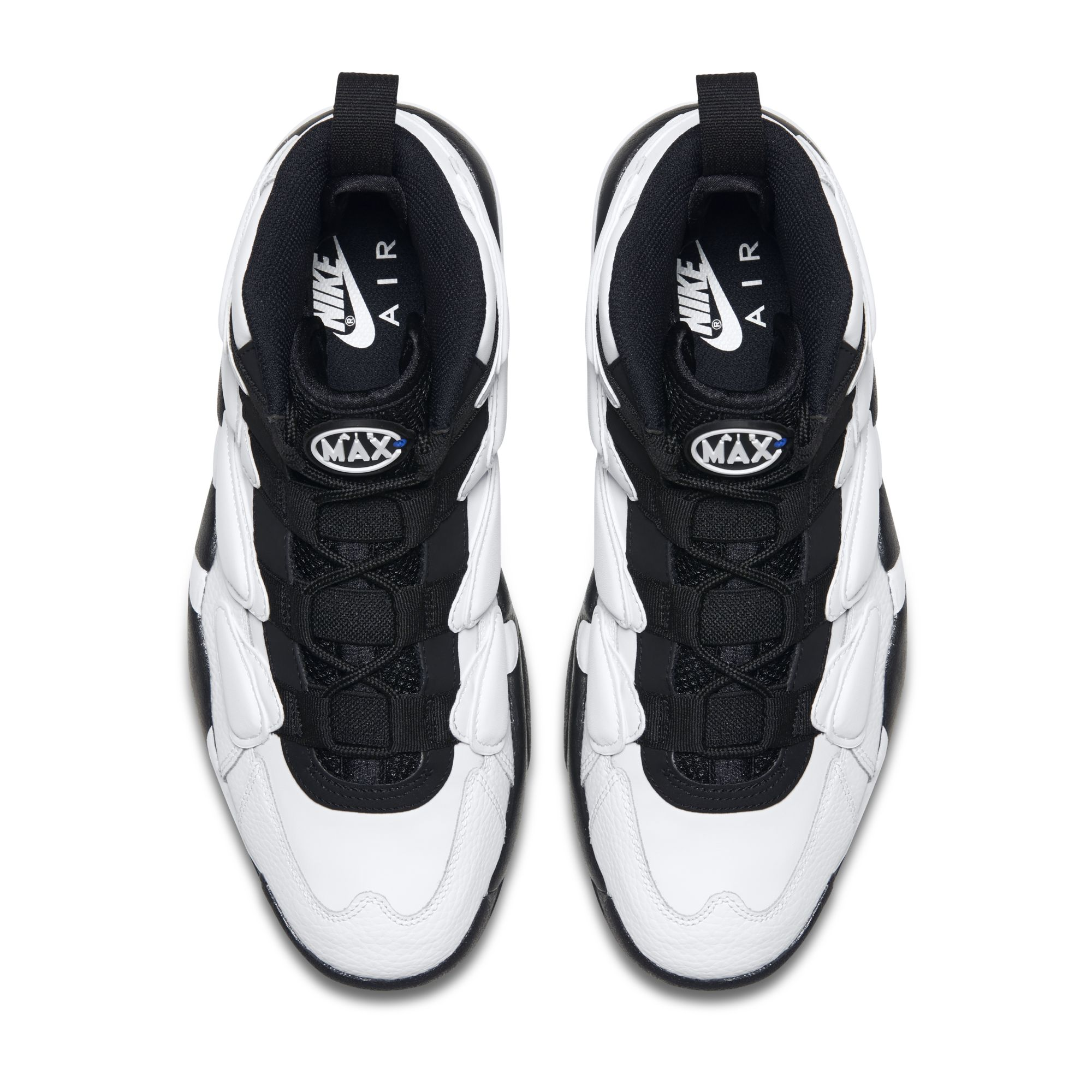 low priced 5cf31 5fc32 ... 11 M US; NIKE AIR MAX2 UPTEMPO white black 3 ...