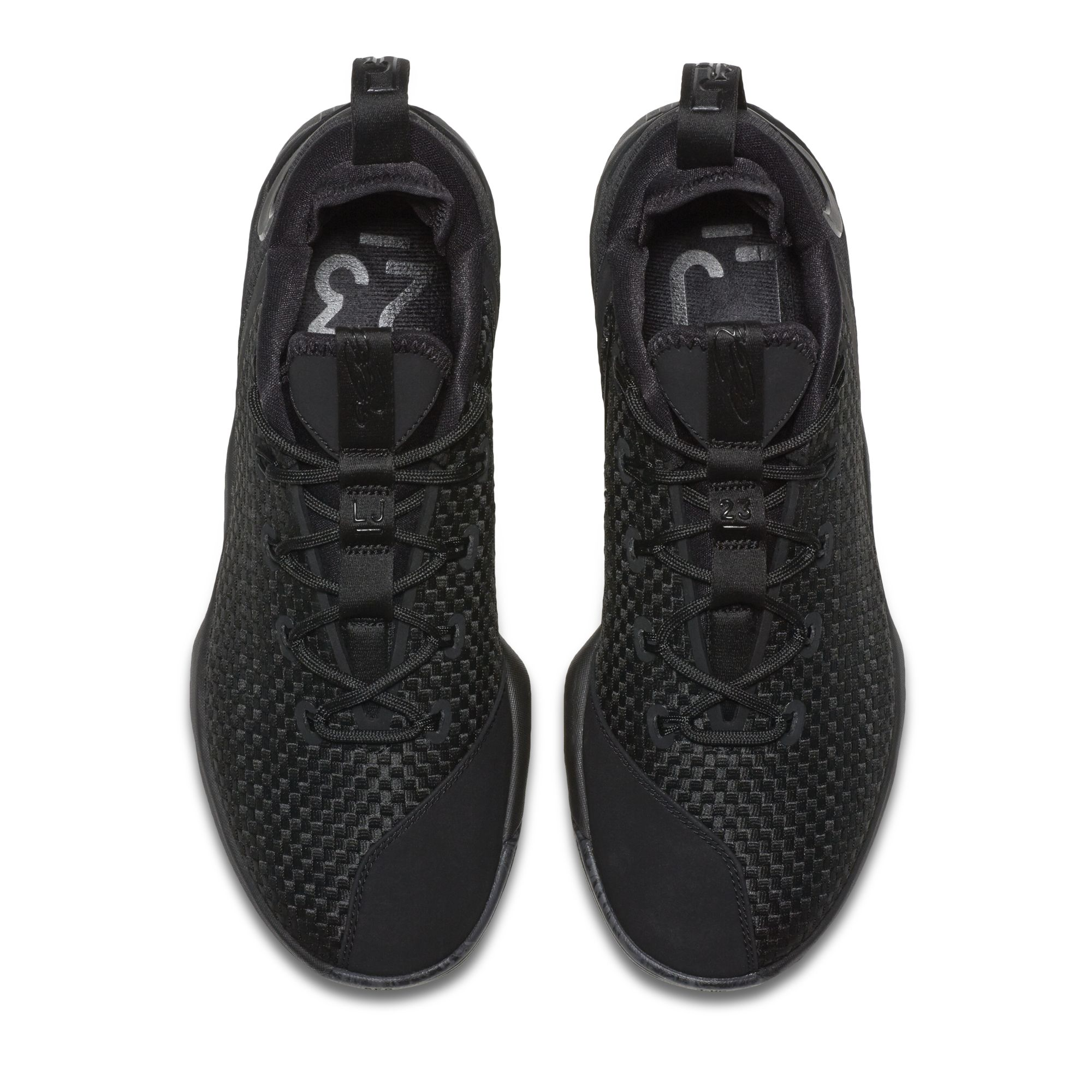 a233ab2d9f8 Nike-LeBron-14-Low-Black-3 - WearTesters