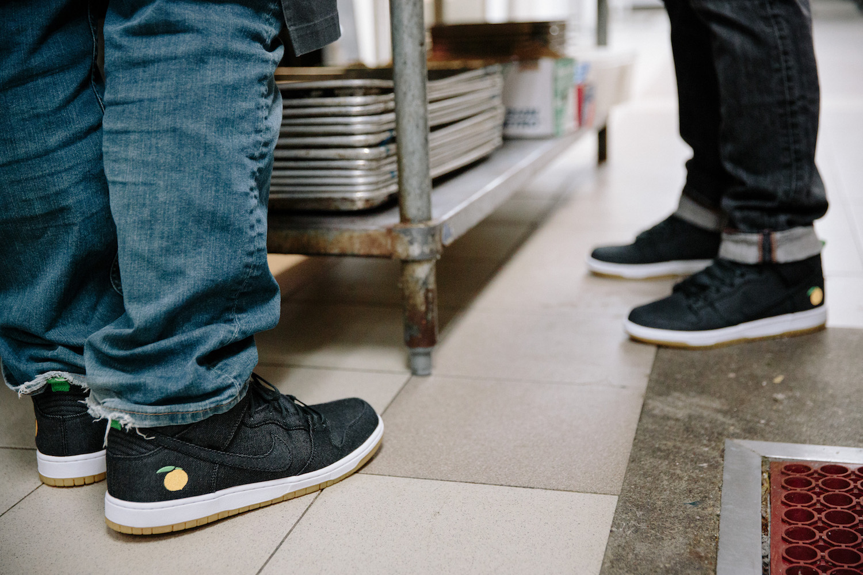 een nu door Nike Sb heeft David opgericht Culinair merk Momofuku Chang q84a7pU