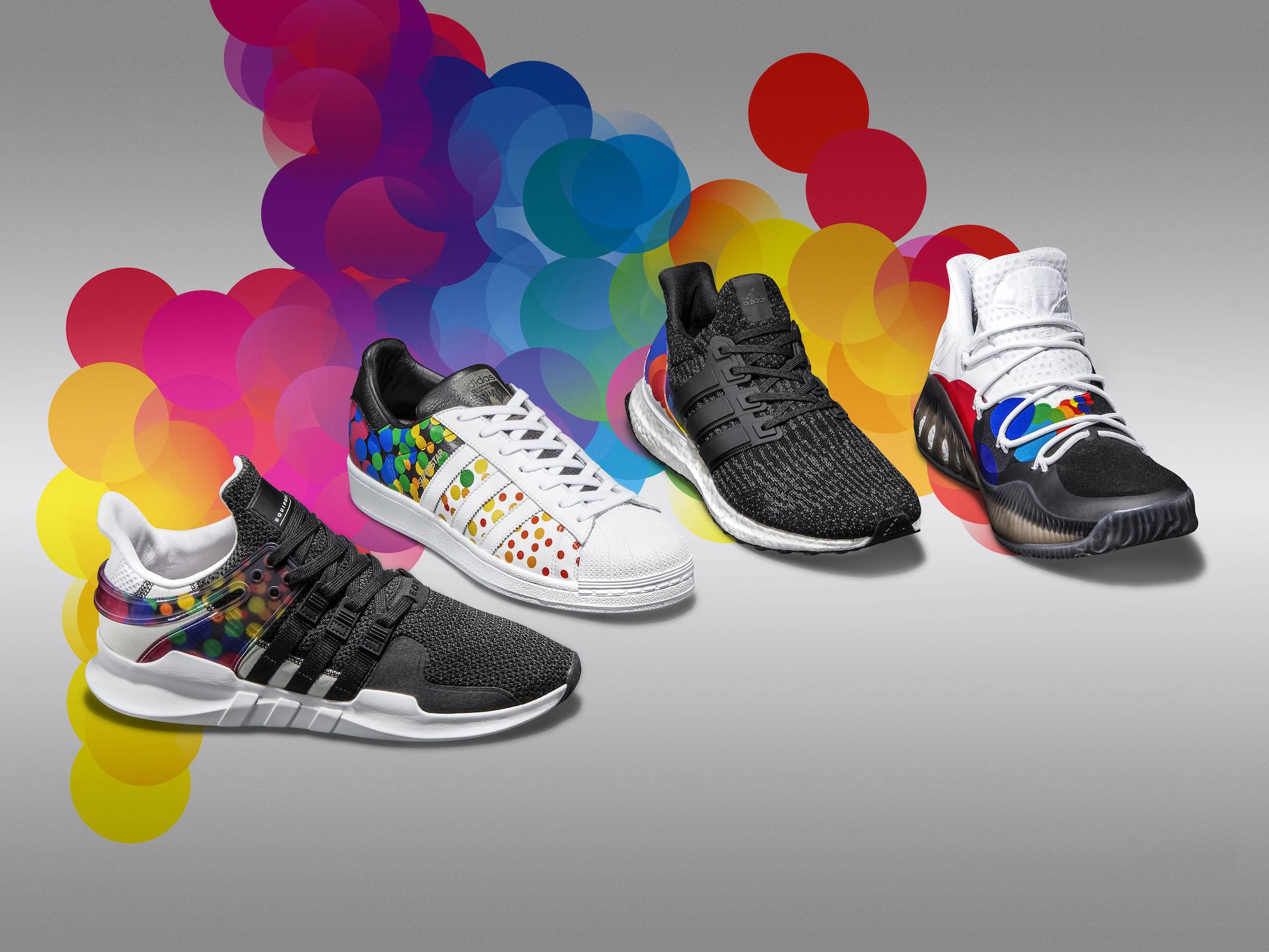 new product 4db38 9ae01 adidas  Kicks Off Court  Kicks On Court  Runners ...