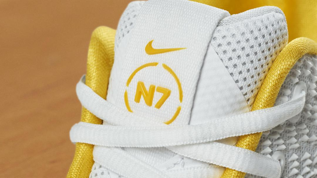 2320764fba40 Nike Unveils the Kyrie 3 N7 - WearTesters