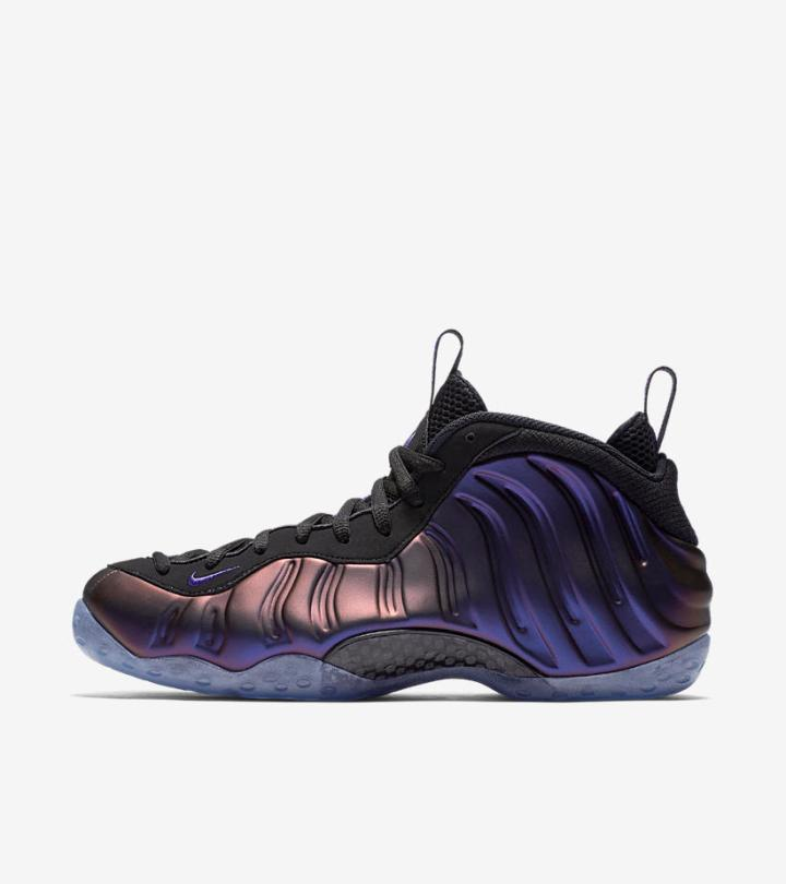 purchase cheap 2ba5c 8d3e5 Click HERE to pick up the Nike Air Foamposite One  Eggplant  for  250 in  men s sizes.