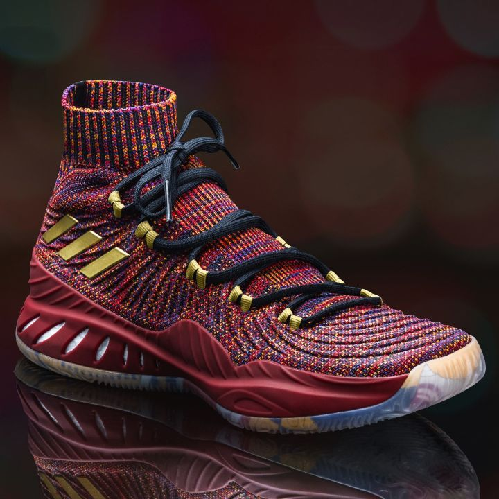 huge selection of 3dbc4 9bc58 The adidas SM Crazy Explosive 2017 Primeknit is available now for 160 at  adidas online shop and you can get 15% off when you sign up for the  newsletter ...