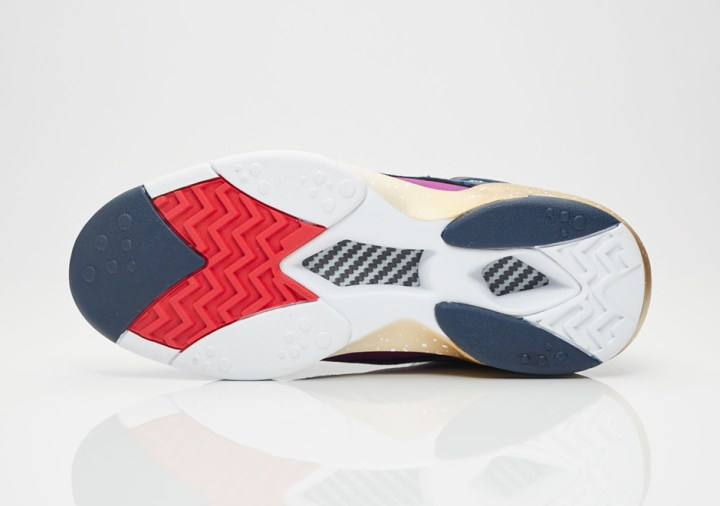 """You can cop the Shaq Attaq """"Dream Team Snub"""" at select Reebok Classic  retailers now for  160. b92d18860"""