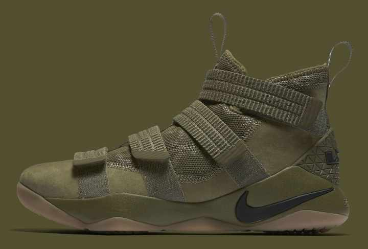 5b4af44e666 The Soldier 11 was a very solid on-court performer thanks to its great  materials and a solid cushion setup