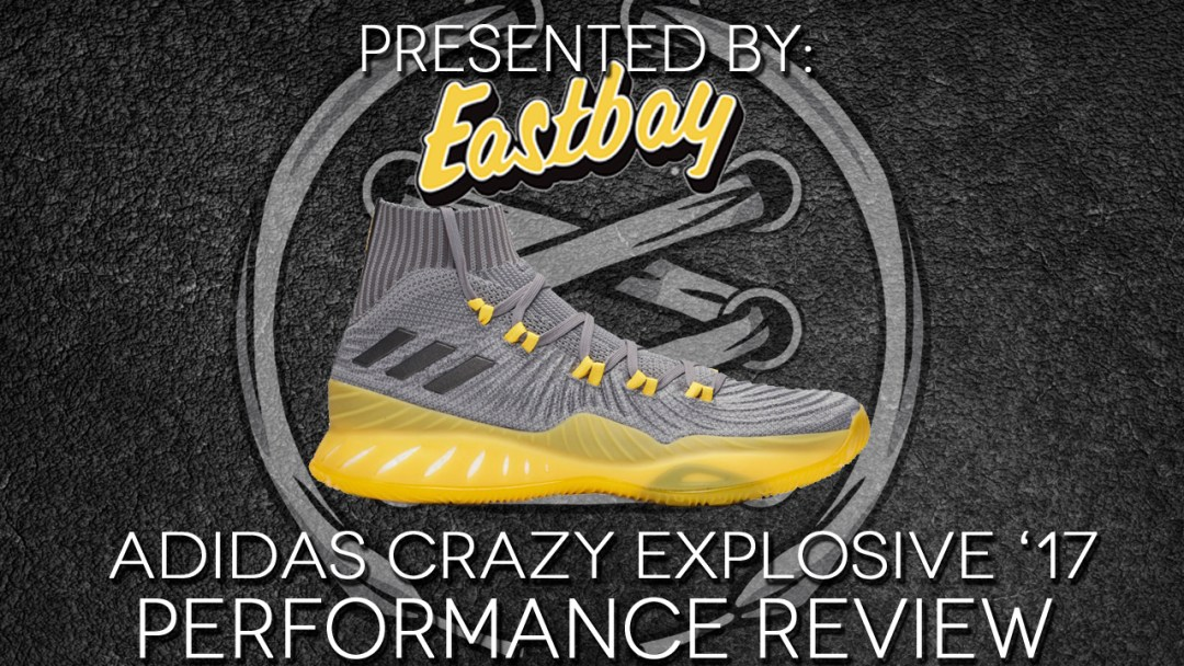 brand new 4cb6b b7ccf adidas crazy explosive 2017 primeknit performance review featured