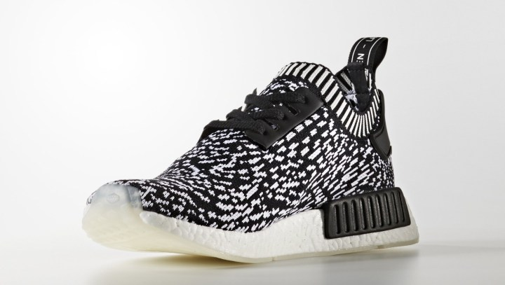 c32138d86cae9 A Pair of adidas Originals NMD R1 Primeknits Arrive in Contrasting ...