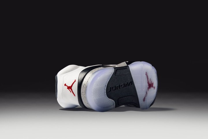 b9c416c415da The Air Jordan 5 Retro  White Cement  Arrives Next Week - WearTesters