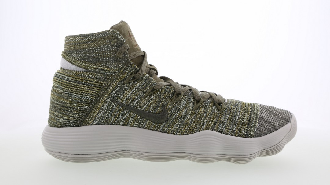 4f1c73545845 The Nike React Hyperdunk 2017 Flyknit Gets a Cargo Khaki Build ...